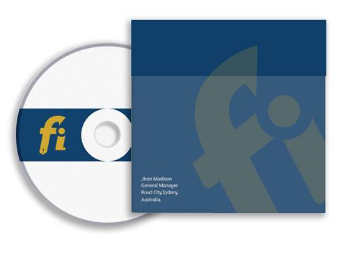 Desain Cover CD